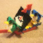 子供がひとりで遊べて、親も楽になる。知育ブロック「LAQ」で、大物づくりに挑戦!